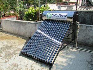 panneaux solaire eau chaude