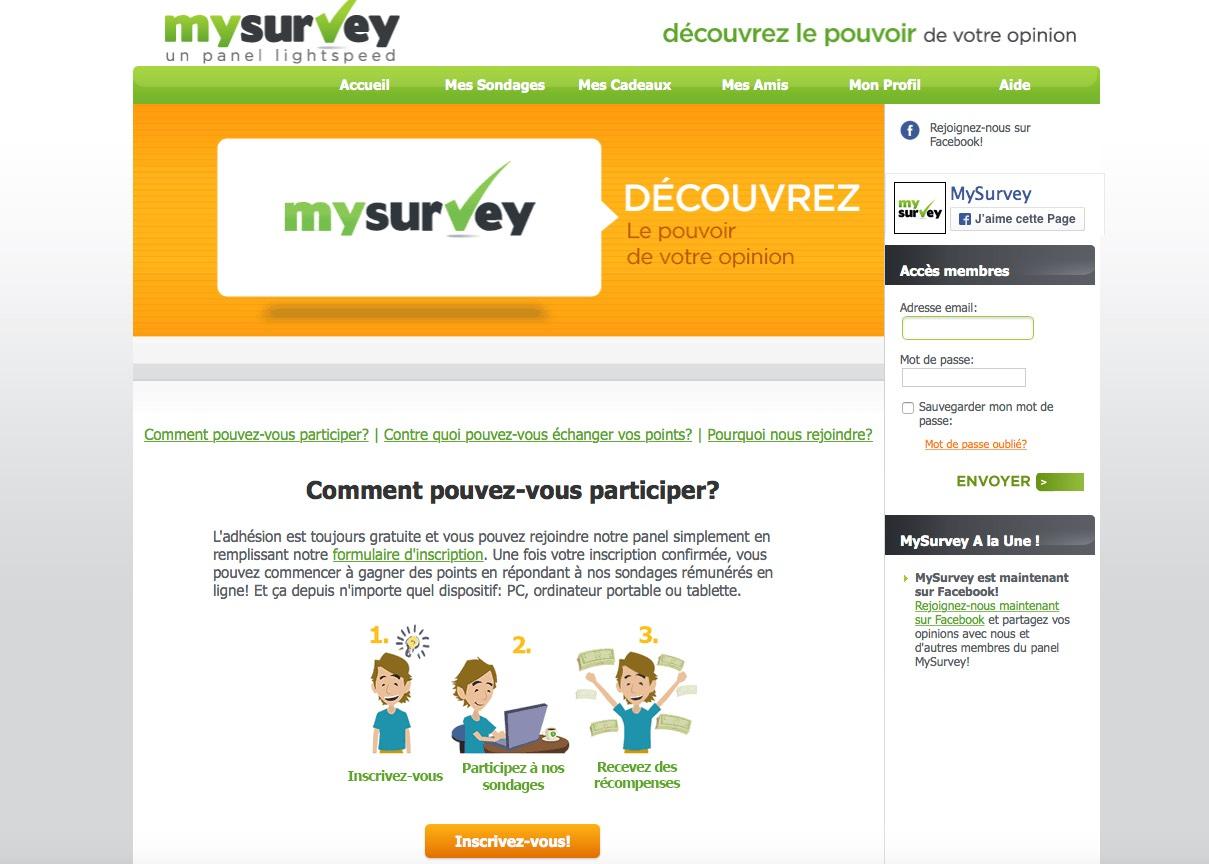 mysurvey