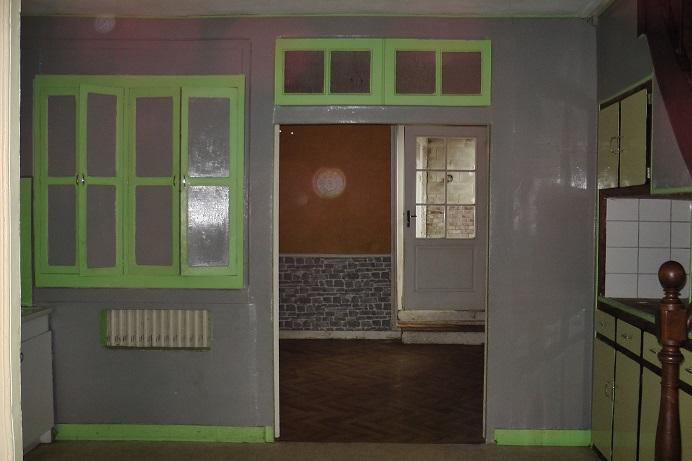 intérieur maison de bourg
