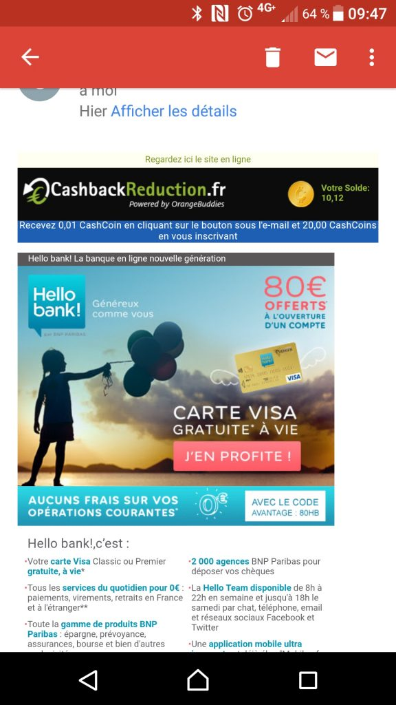 cashbackreduction